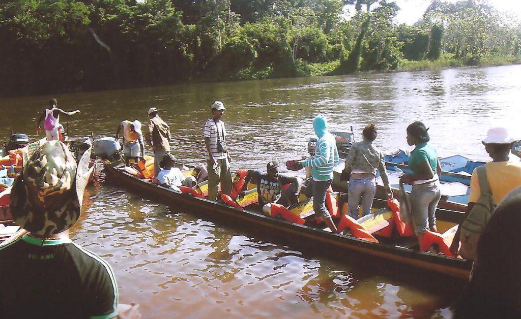 Opleiding tot veldgids Suriname 3