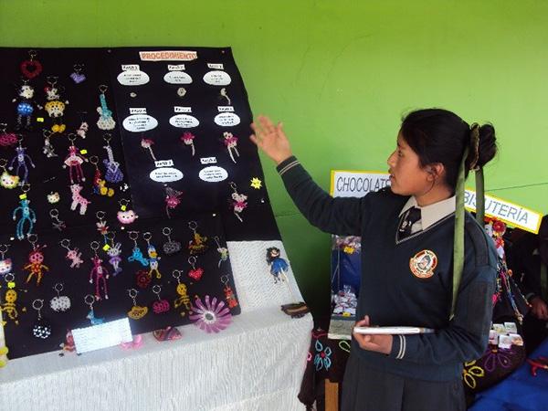 Goed doel financieren Peru