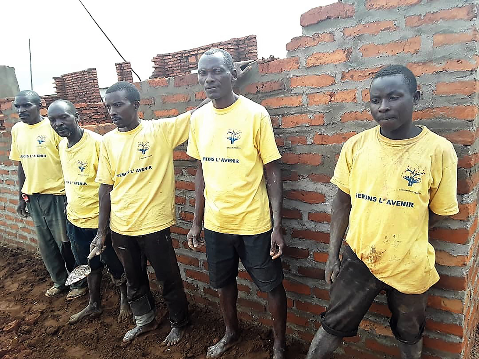 Mobiele school handel- vakopleiding Burundi CCHO