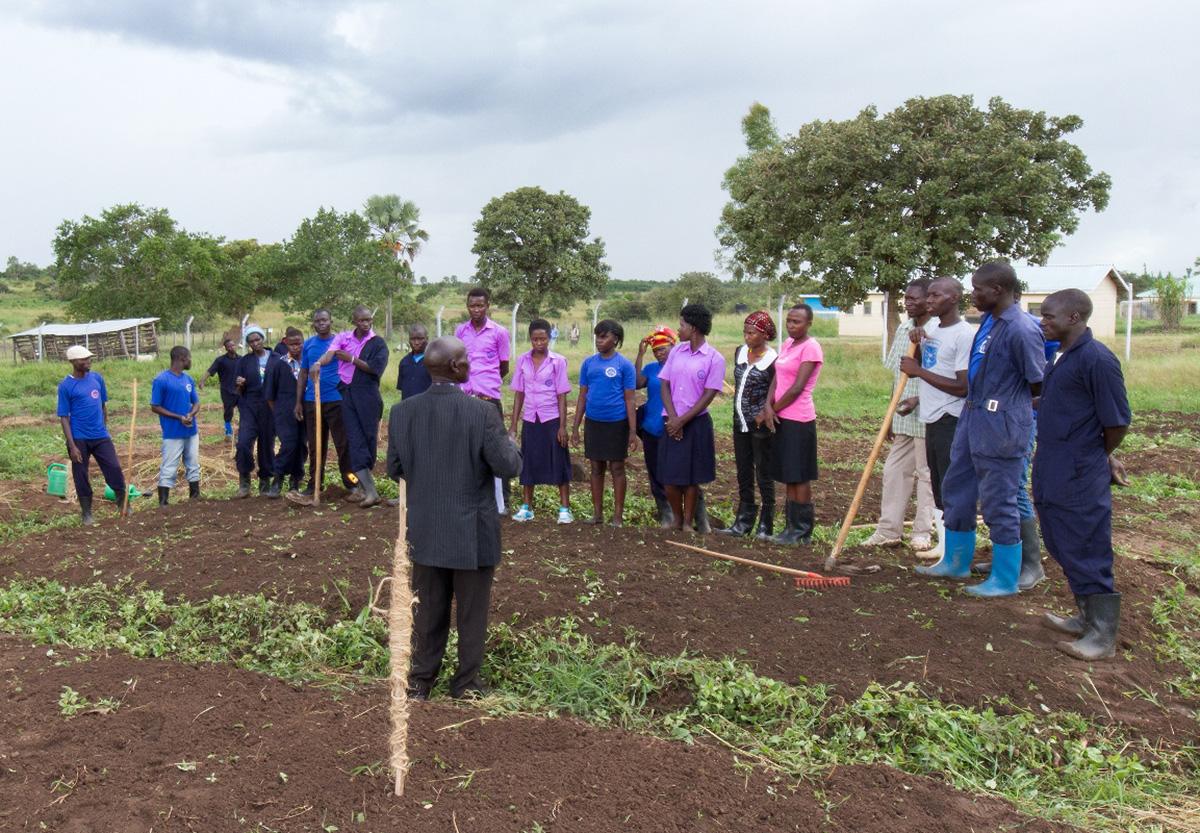 Ondernemerschap keuterboeren Oeganda