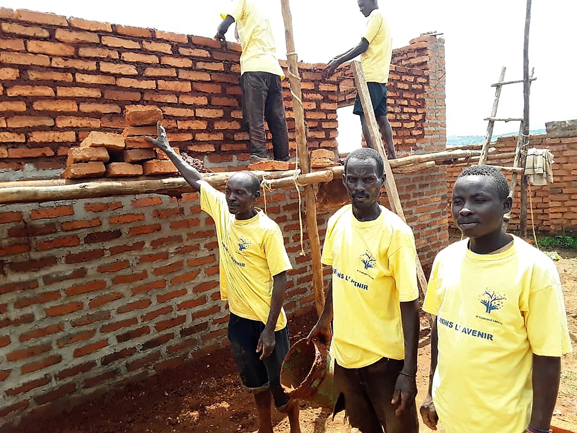 School handel- vakopleiding Burundi