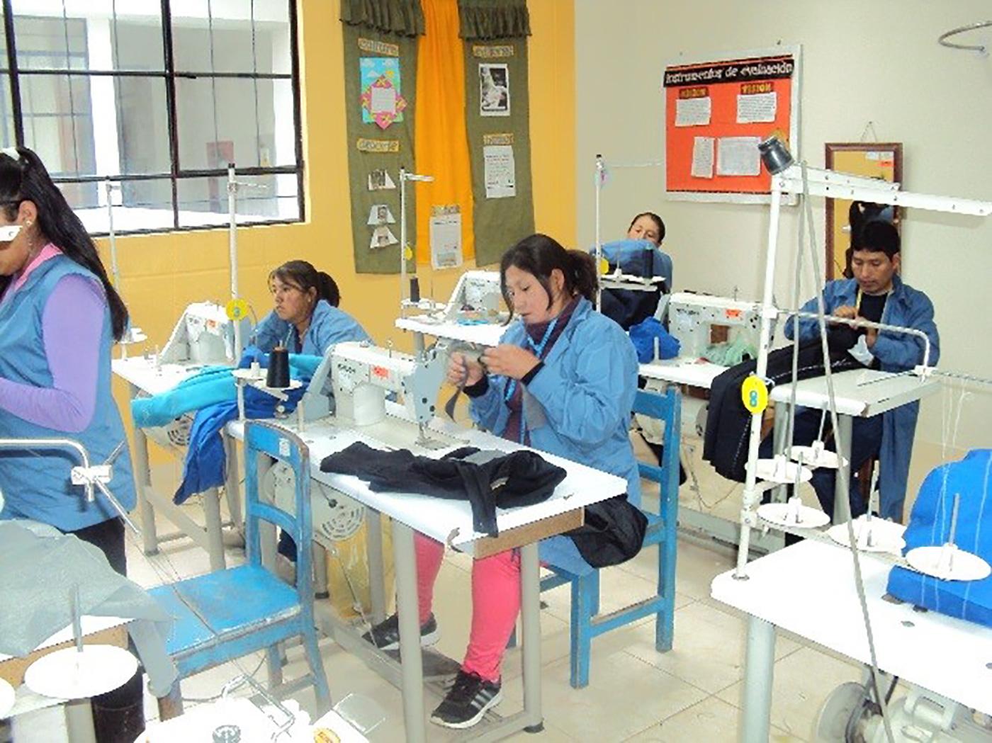 Stichting financieren Peru