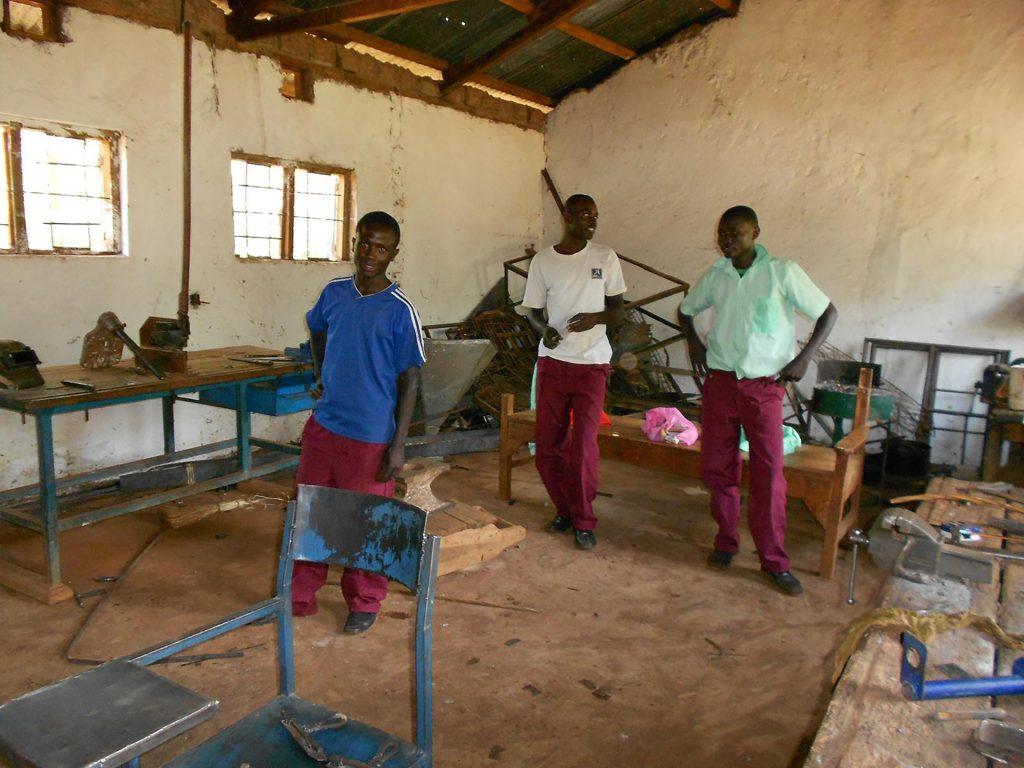 Technische scholen Kenia