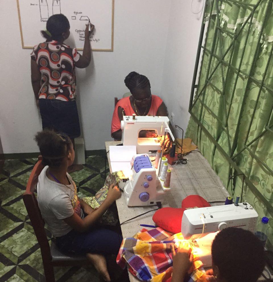 Naaicursus Suriname Stichting CCHO