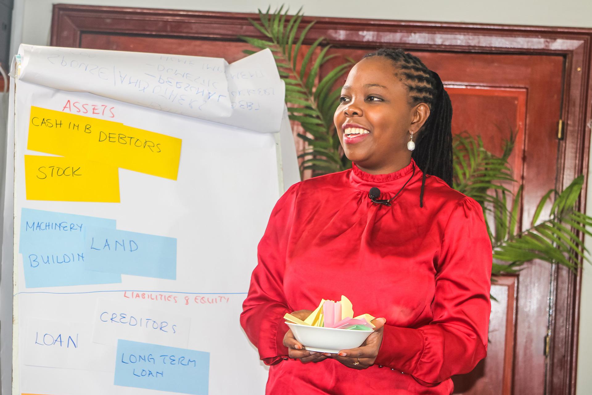 training kleine en middelgrote ondernemers zambia