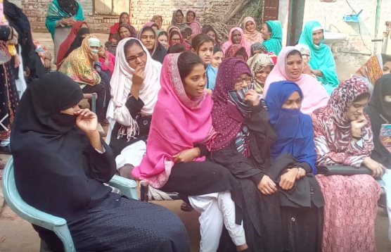 Kerk in Aktie Pakistan