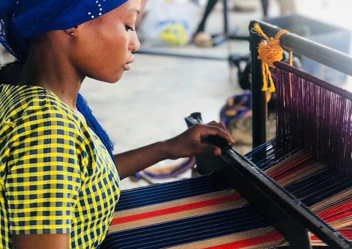 Vakopleiding vrouwen Noord Ghana